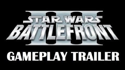 Star Wars Battlefront 3 Official Gameplay Trailer (LEAKED Alpha Stage)