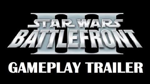 Star Wars Battlefront 3 Official Gameplay Trailer (LEAKED Alpha Stage)