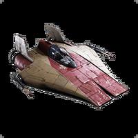 SWBFII A-Wing Icon