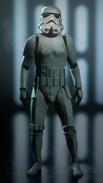 -Imperial Stormtrooper