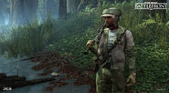 Endor Rebel soldier (Male)
