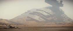 The Force Awakens - Jakku