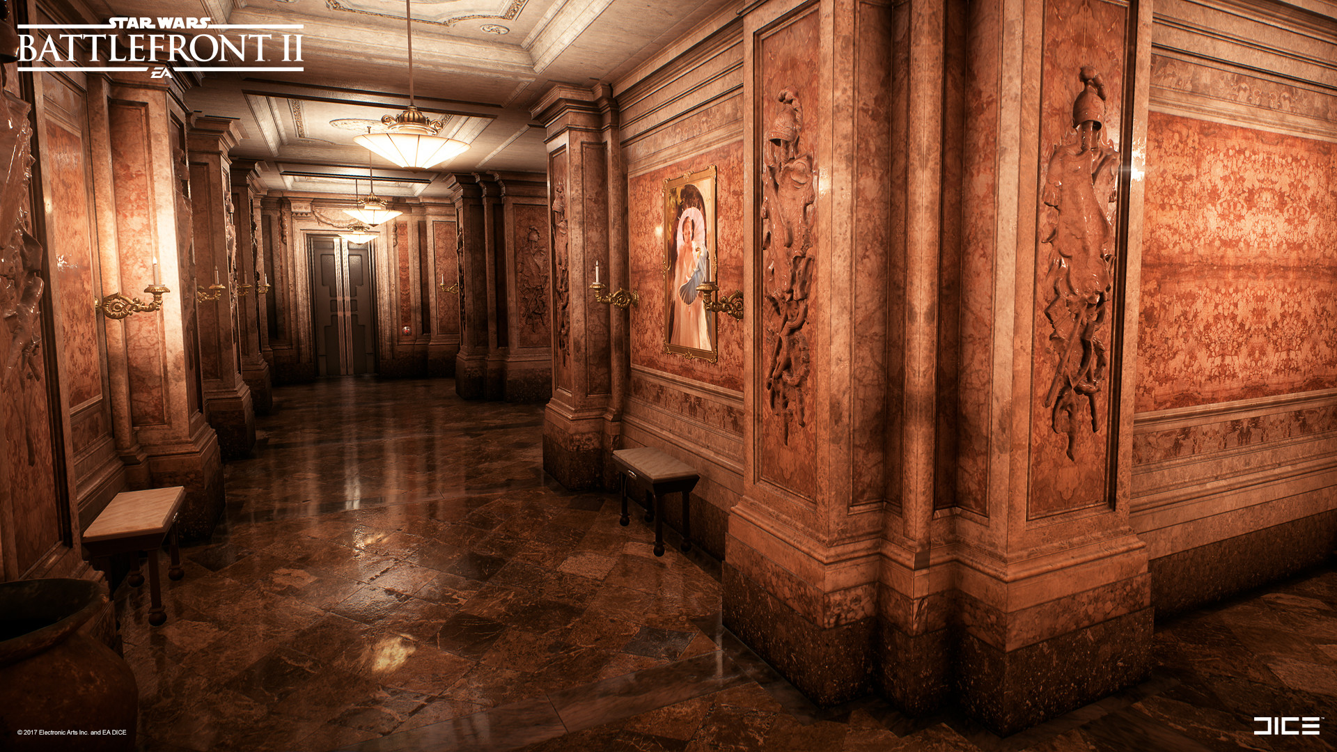 Image - Naboo Theed - Royal Palace Interior (3) - Mikael Andersson ...