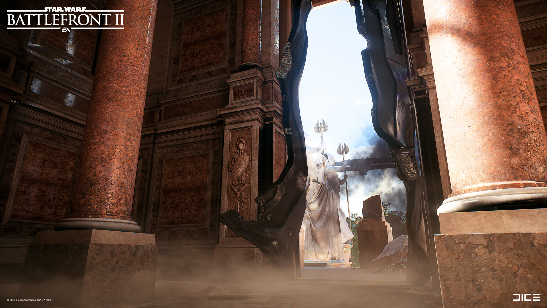 Image - Naboo Theed - Royal Palace Interior (1) - Mikael Andersson ...