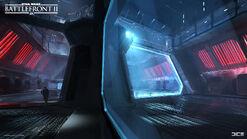 Starkiller Base Concept Art - Sigurd Fernstrom DICE