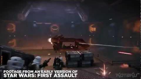 Star Wars First Assault - Trailer