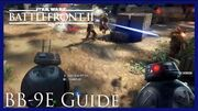 Battlefront 2 - BB-9E hero guide