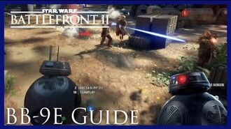 Battlefront 2 - BB-9E hero guide