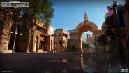 Naboo Afternoon Archways - Johan Jeansson DICE