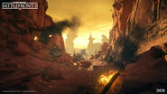 Geonosis Trippa Hive - Canyons - Pontus Ryman DICE