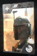 SWBFII DICE Boost Card Boba Fett - Born To Fly