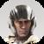 Human 10 - Anton - Helmet Icon