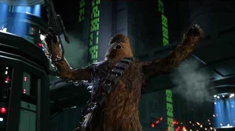 Star Wars Battlefront Death Star Gameplay Trailer