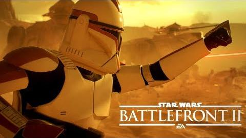 Star Wars Battlefront II Community Update – Obi-Wan Kenobi and Geonosis