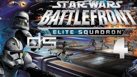 Star Wars Battlefront Elite Squadron 4 - Dantooine DS Walkthrough