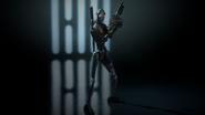 Commando Droid Front