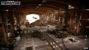 Naboo Theed Small Hangar (2) - Anton Ek DICE
