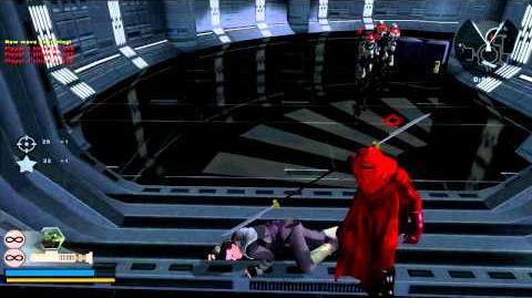 SWBF2 gameplay, Death Star (Dark Times)