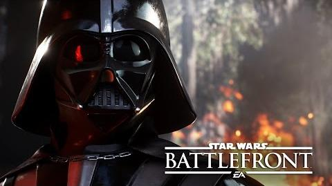 Star Wars Battlefront Reveal Trailer