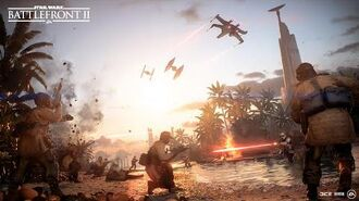 Star Wars Battlefront 2 The Battle on Scarif – Community Update