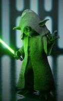 Yoda-hooded