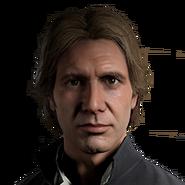 SWBFII Beta Han Solo Icon