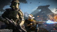 Star Wars Battlefront II - Clone Trooper Skins