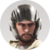 Human 6 - Nils - Helmet Beard Icon