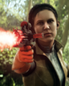 SWBFII DICE Boost Card Leia Organa - Relentless Firing large