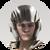 Human 5 - Marie - Helmet Icon