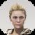 Human 5 - Marie - Ponytail Icon