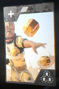 SWBFII DICE Boost Card Bossk - Multi-Traps