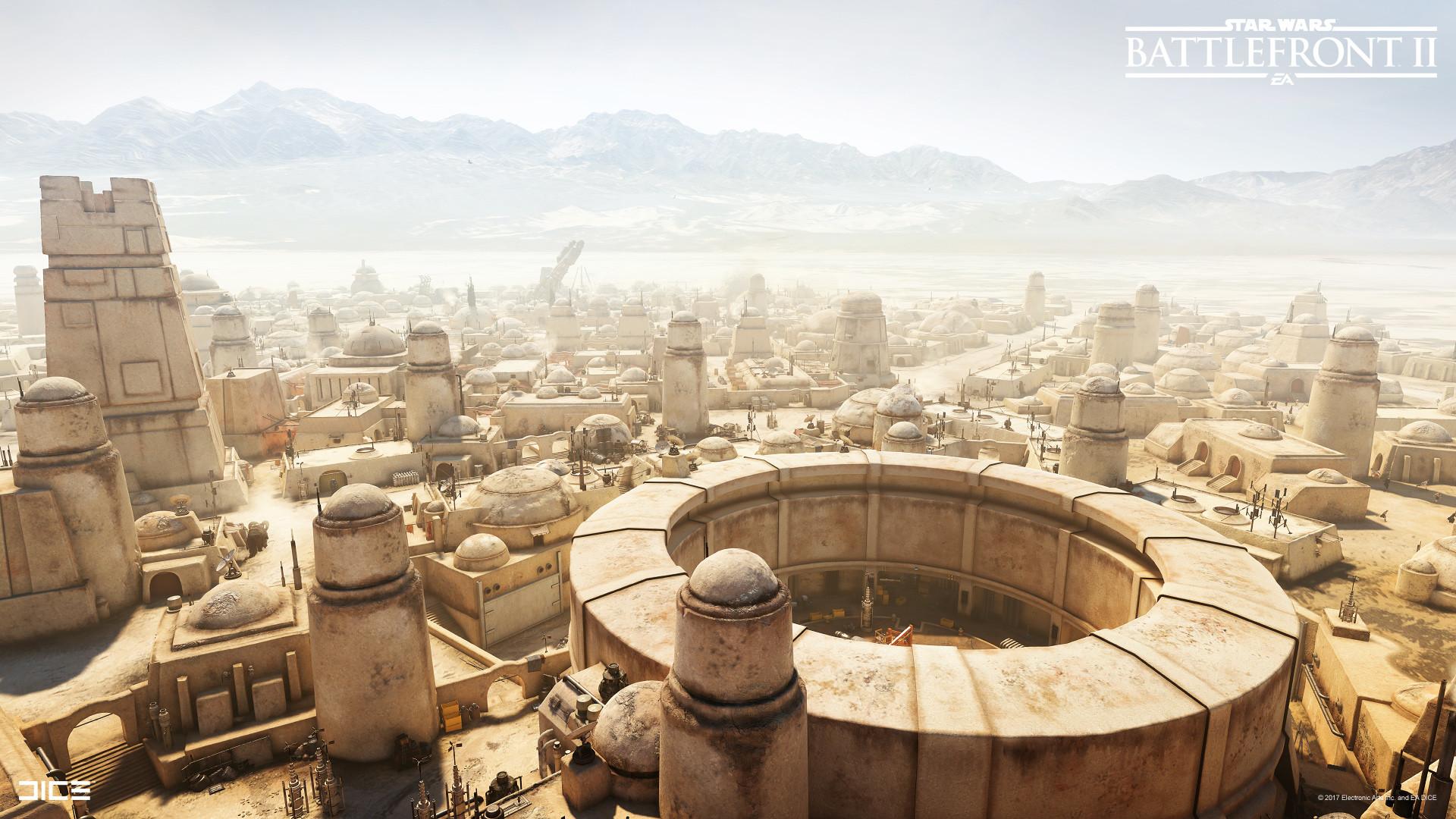 Tatooine Mos Eisley Star Wars Battlefront Wiki Fandom Powered