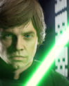 SWBFII DICE Boost Card Luke Skywalker - Intensify large
