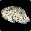 SWBFII Rey's Falcon Icon