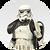 Stormtrooper Black Body Icon