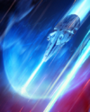 Boost Card Lando and L3-37 Millennium Falcon - Engine Heat Dissipater