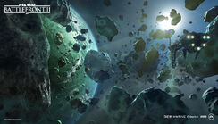 Project Resurrection Space Athulla Concept Art (2) - Nicolas Ferand DICE