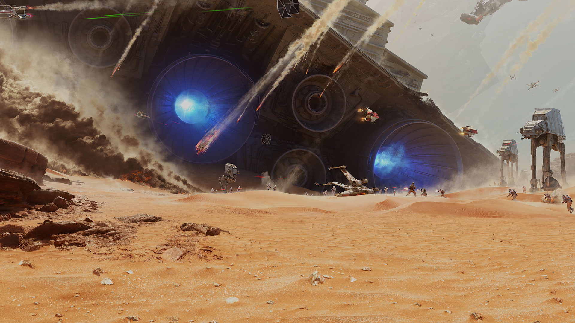 jakku: graveyard of giants | star wars battlefront wiki | fandom
