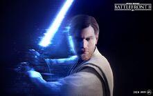 Obi-Wan Kenobi Official - Battlefront II