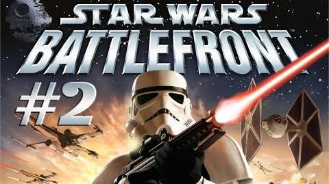 Star Wars- Battlefront - Rebellion on Theed