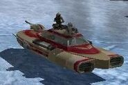 Rebel Combat Speeder