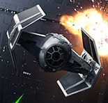 TIE Advanced DICE