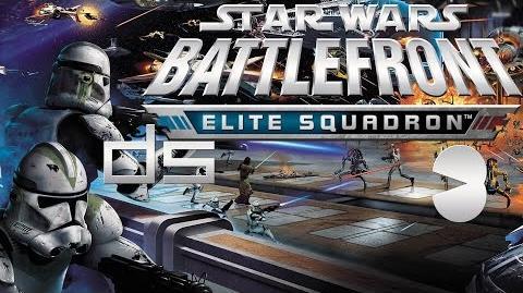 Star Wars Battlefront Elite Squadron 3 - Kato Neimoidia DS Walkthrough