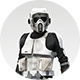 Scout Trooper Body Icon
