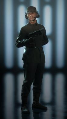 -Resistance Officer