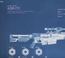 A280-CFE Blaster Rifle