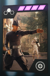 SWBFII DICE Ability Card Officer - Blast Command