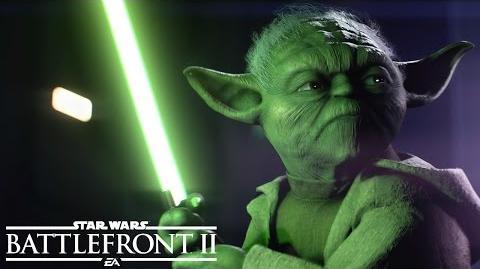 Star Wars Battlefront 2 Official Gameplay Trailer