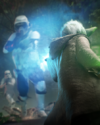 SWBFII DICE Boost Card Yoda - Unleashed large